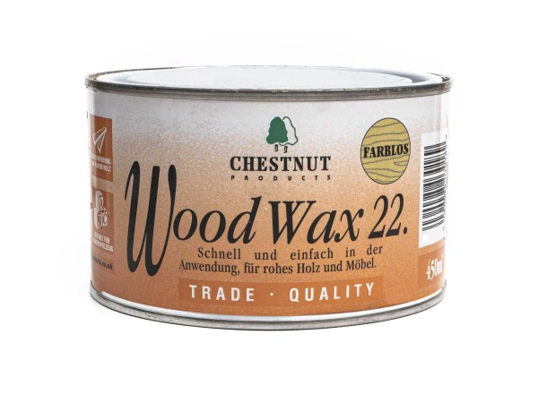 Chestnut Wood Wax 22