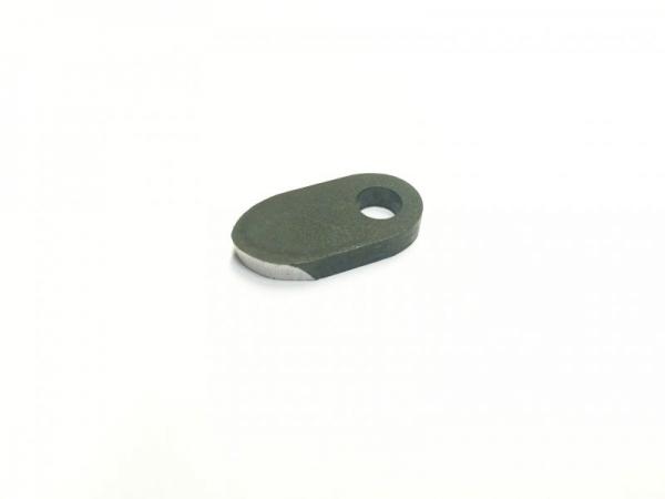 ovalförmiger Schaber für das Crown Revouliton Tool