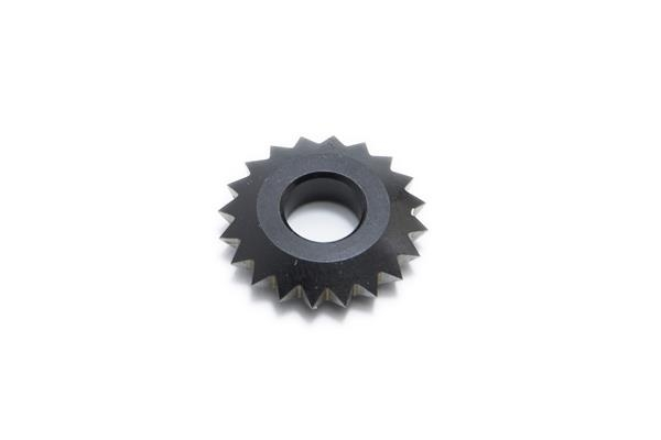 Strukturier-Rädchen für das Mini Spiralling-System von Robert Sorby