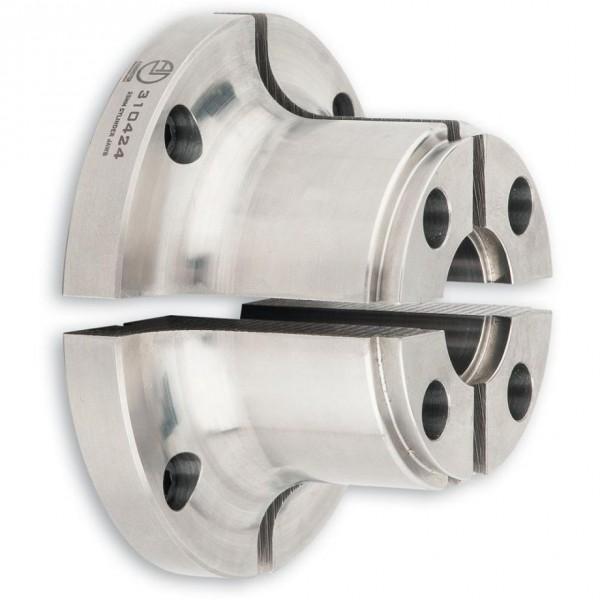 Axminster Spannbacken 25 mm verlängert