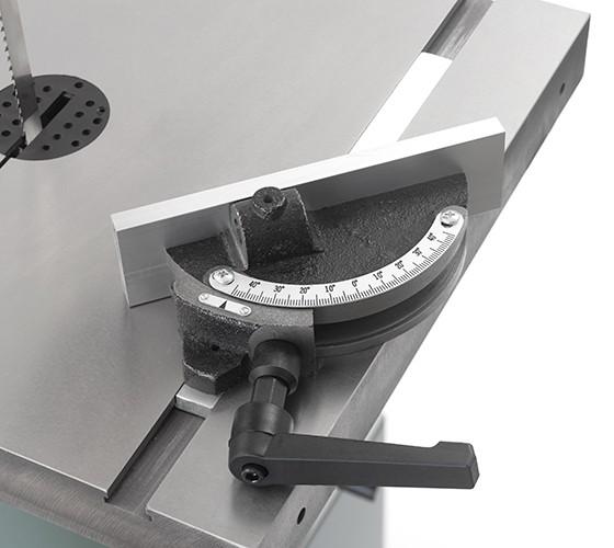Record Power Winkelanschlag für Sabre 350 / 450 Bandsäge
