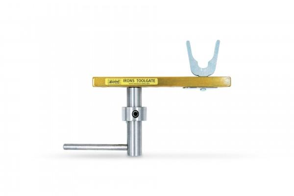 Toolgate Werkzeugauflage mit 30 mm Zapfen (150 mm hoch)