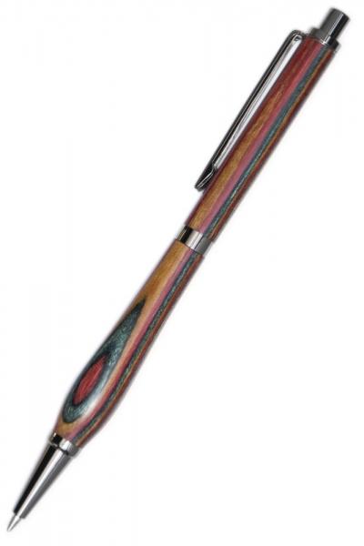 Druck Bleistift Slimline in gunmetal