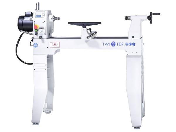 Drechselmaschine KS Twister ECO mit Untergestell