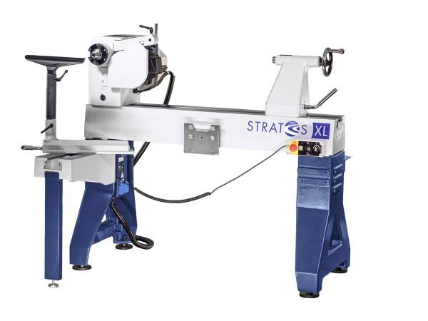 Stratos XL / Twister XL: Außendreh- / Bettverlängerung 500 mm für Drechselmaschinen