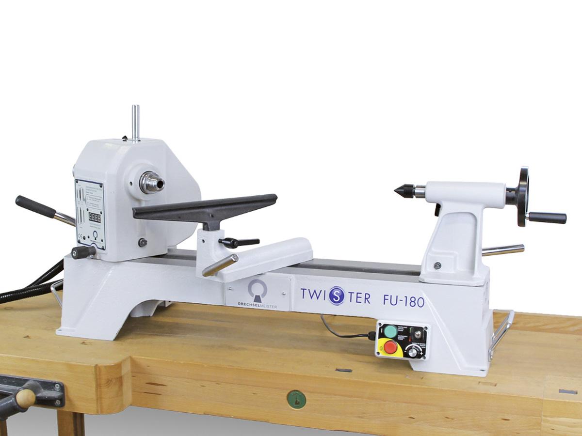 Twister FU-180 - Tischmodell | Twister FU-180 | Drechselbänke ...