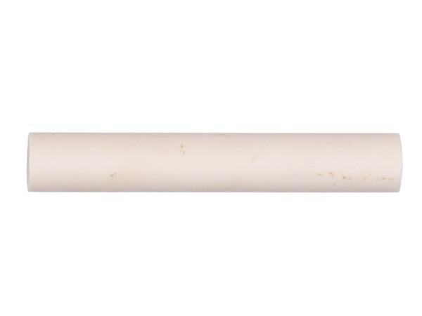 Polyester Guss Pen Blank, rund - Elfenbein Ersatz Ø 20 mm