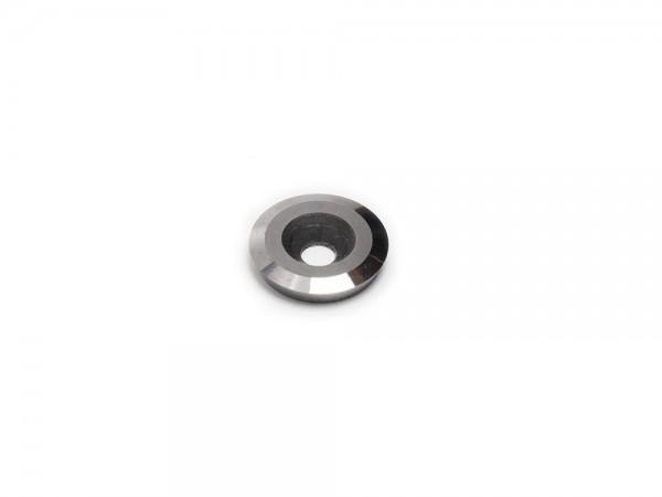 Blackline Carbide negativ Winkel Einsatz / Schneide - Runde Form